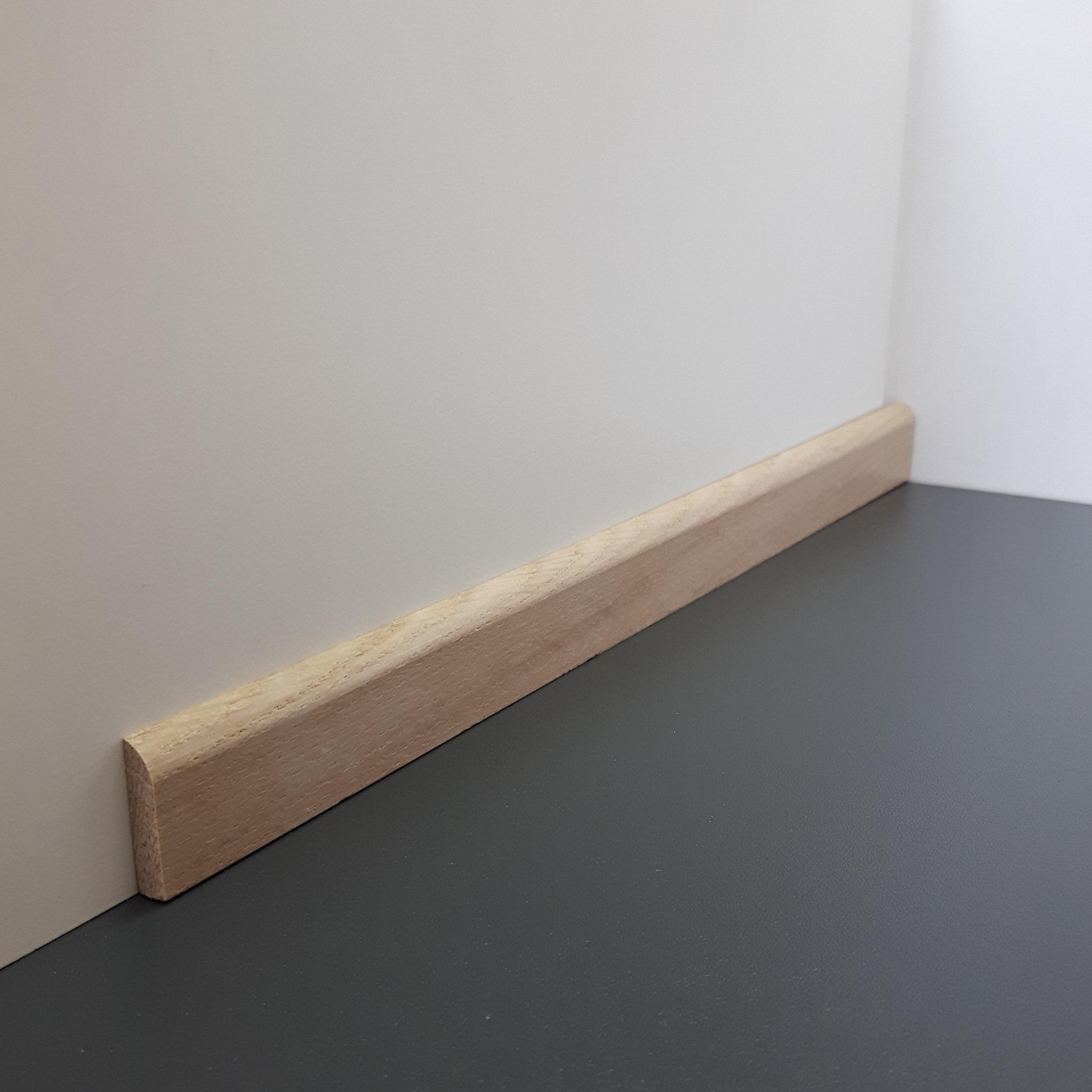 flachleiste massiv eiche wei gebeizt 24mm schn ppchen. Black Bedroom Furniture Sets. Home Design Ideas