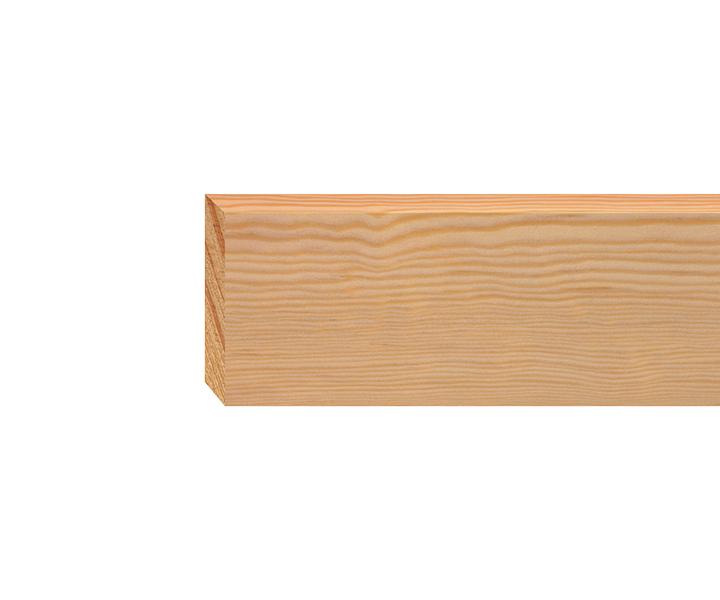sockelleiste massiv kiefer roh 60mm abgeschr gt massivholz sockelleisten holzleisten. Black Bedroom Furniture Sets. Home Design Ideas